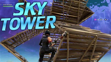 fortnite zeus ugliest sky tower fortnite