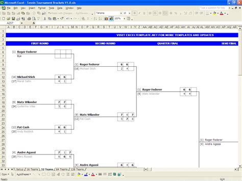 table tennis tournament template tennis tournament bracket excel templates
