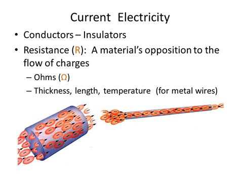 conductors what electrical resistance electricity static rub balloon on hair ppt