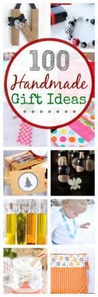 100 handmade gift ideas crazy little projects