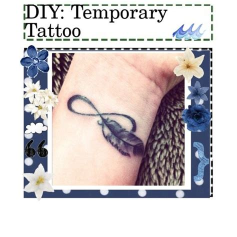 tattoo wax paper quot diy temporary tattoo quot by the hipster tipsters on