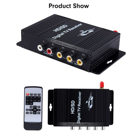 Tv Receiver Mobil car mobile dvd digital tv isdb t tuner receiver set top box antenna ebay