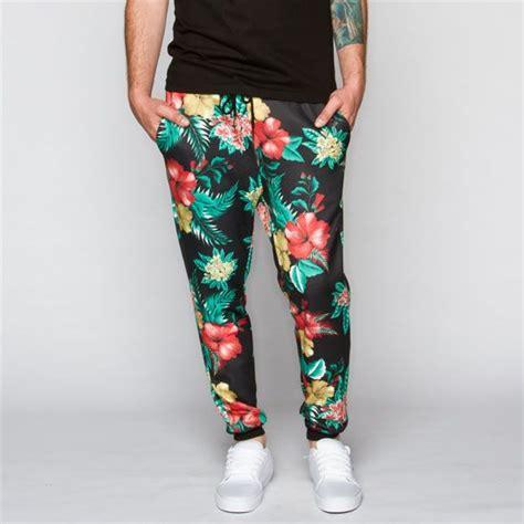 Drawstring Printed Sweatpants elwood floral print mens jogger 240255953 joggers