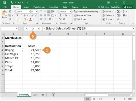 vlookup demo tutorial referencing another workbook in excel formula define a