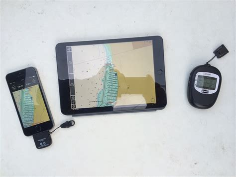 boat gps for iphone navigating by ipad with the bad elf gps boats
