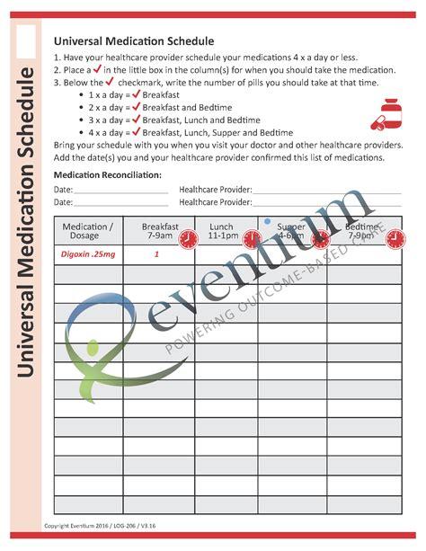 medication profile template image gallery medication profile