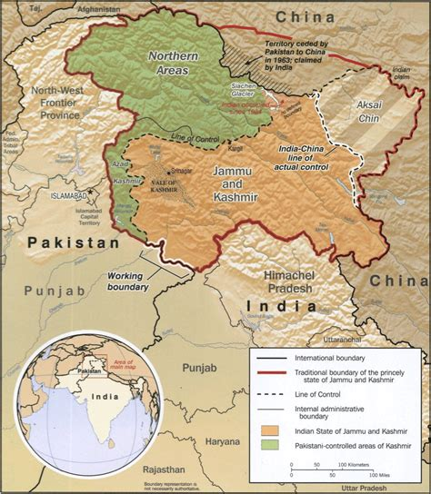 Kashmir India Map by Atlas Of Jammu And Kashmir Wikimedia Commons