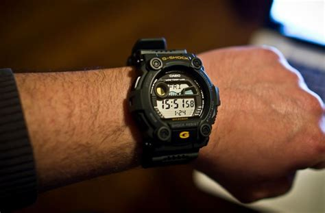Casio Gshock G7900 by Casio G Shock G7900 Sports Review