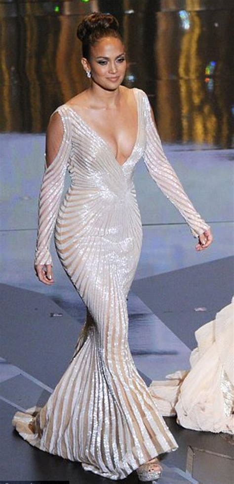 Jlo Wardrobe Unedited by Was To Displaying More Of Chest