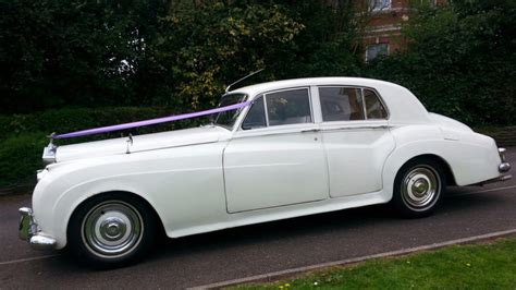 Wedding Car Cardiff by Classic Rolls Royce Silver Cloud Wedding Car Cardiff