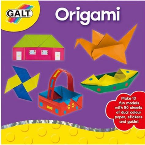 Origami Pad - origami pad paper craft activity book educational toys