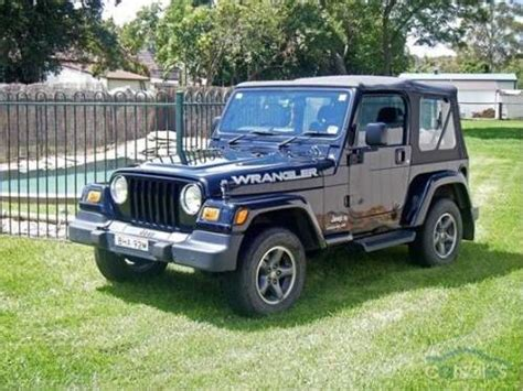 Jeep Wrangler For Sale Nsw 2006 Used Jeep Wrangler Soft Top Car Sales Uralla Nsw
