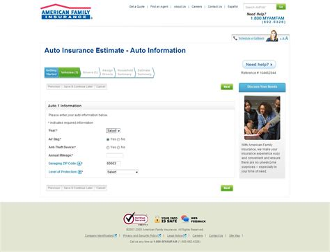American Family Insurance Quote Delectable American Family