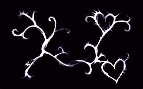 imagenes de corazones oscuros 24 fondos de pantalla oscuros o con tonos en gris blog