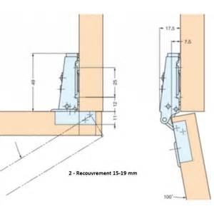 charni 232 re invisible placard inox de bateau cing car