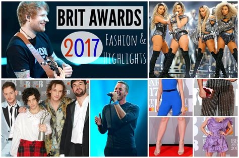 Brit Awards Fashion by Brit Awards 2017 Fashion Highlights Emily Bashforth