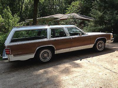 vintage stiffel ls price guide mercury grand marquis colony park ls station wagon 1989