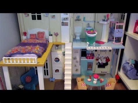 barbie house video huge barbie house tour 2016 youtube