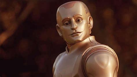 film robot becomes human bicentennial man 1999