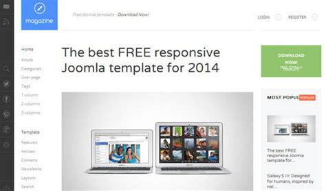 13 best free bootstrap joomla themes smashingapps com