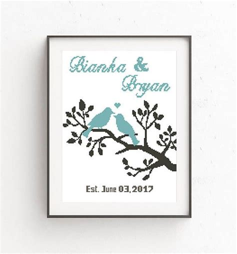 Wedding Announcement Cross Stitch Patterns by 32 Best Wedding Cross Stitch Images On Cross