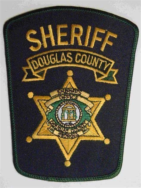 Douglas County Sheriff Arrest Records Douglas County Ga Sheriff Department