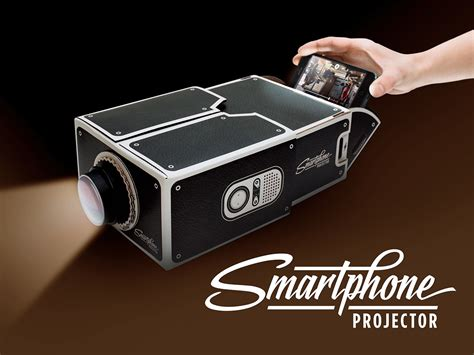 diy projector smartphone projector diy cinema in a box