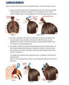 how to cut hair at home pin by leann ferguson on need to