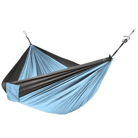 best choice products portable parachute hammock