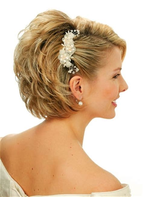 medium hairstyles with wedding combs in it striking wedding hairstyles for short hair bride sparkle