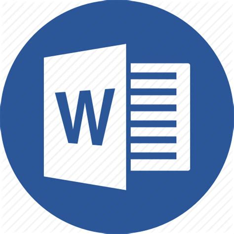 document docx file format microsoft type word icon