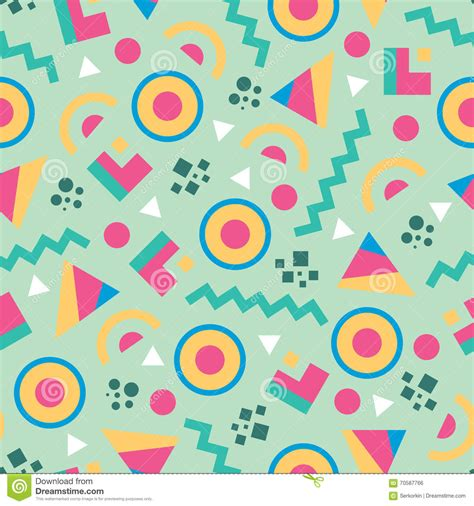 fashion vector background pattern abstract background vector seamless pattern in fashion