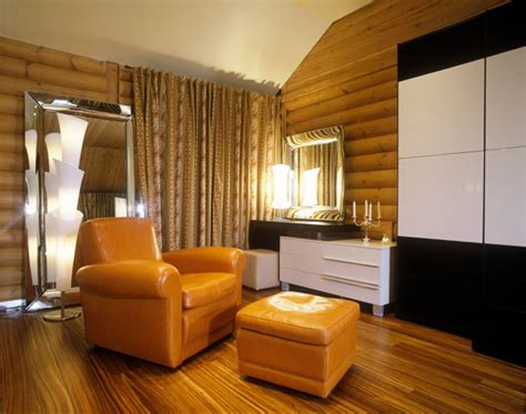 modern log cabin design will your mind