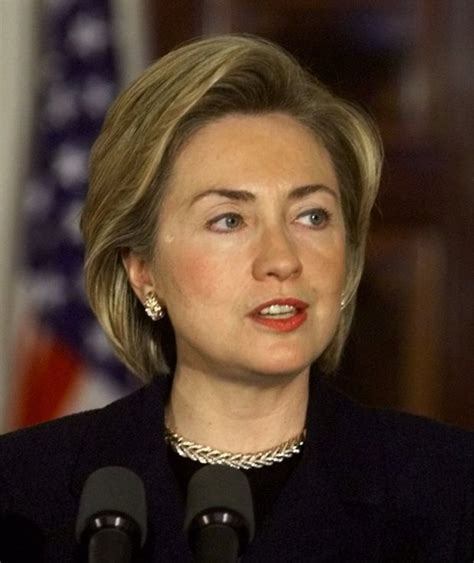 hillary clinton hairstyle pictures hillary clinton s hairstyles through the years 1999
