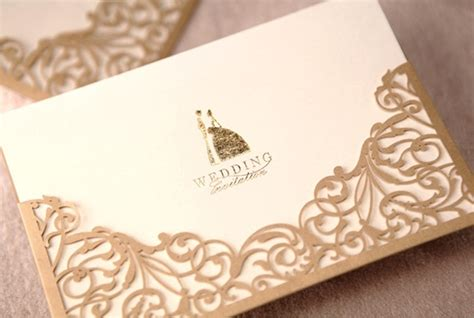 blank wedding invitation cards less expensive but gorgeous blank wedding invitations