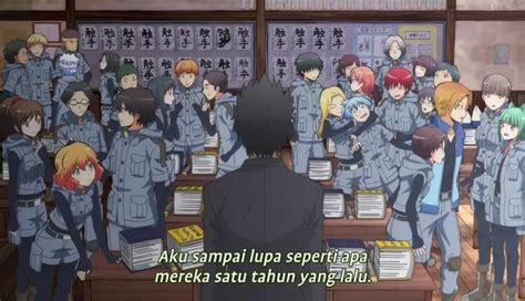 ansatsu kyoushitsu s2 subtitle indonesia batch 98subs