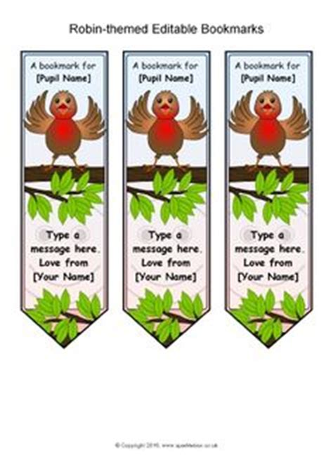 printable bookmarks sparklebox butterfly themed editable bookmarks sb9807 sparklebox
