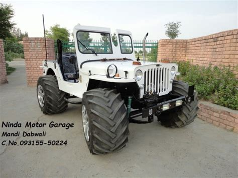 jeep punjab modified open jeeps of india