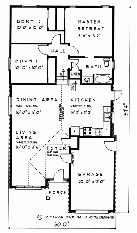 Backsplit Floor Plans by 3 Bedroom Backsplit House Plan Bs122 1310 Sq