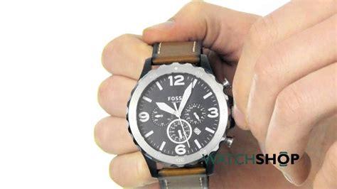Fossil Jr1504 Nate Chronograph fossil s nate chronograph jr1504