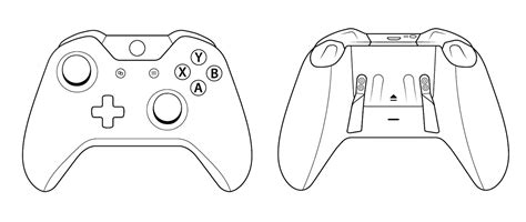 xbox 360 printable coloring pages playstation controller coloring pages coloring page xbox