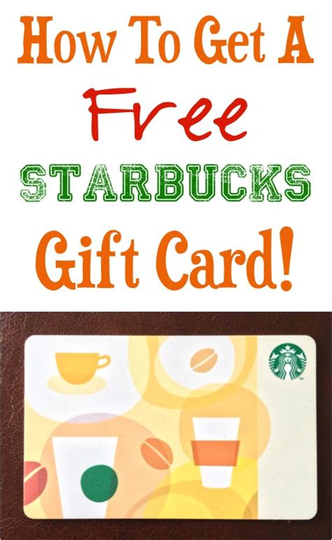 Can I Get Cash For My Starbucks Gift Card - free starbucks gift card for your coffee addiction never ending journeys