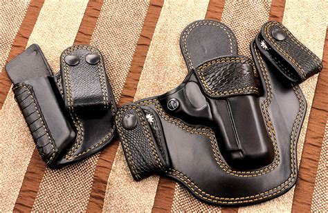 Handmade Leather Pistol Holsters - brigade gun leather feedback