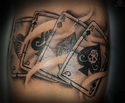 card tattoos designs 13 designs images and ideas