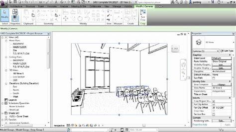 tutorial revit architecture 2013 revit architecture 2013 tutorial camera youtube