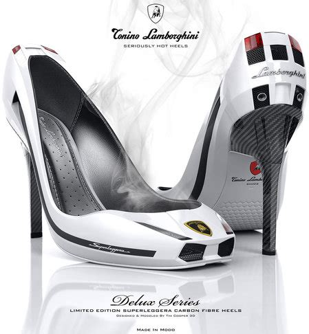 christian lamborghini shoes lamborghini gallardo stilettos are outrageous luxurylaunches