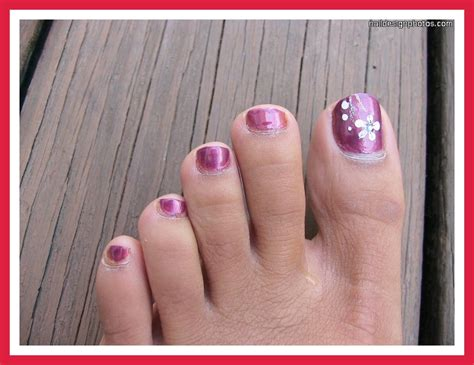 Simple Toenail by Simple Toenail Designs 6 Easy Toe Nail Designs