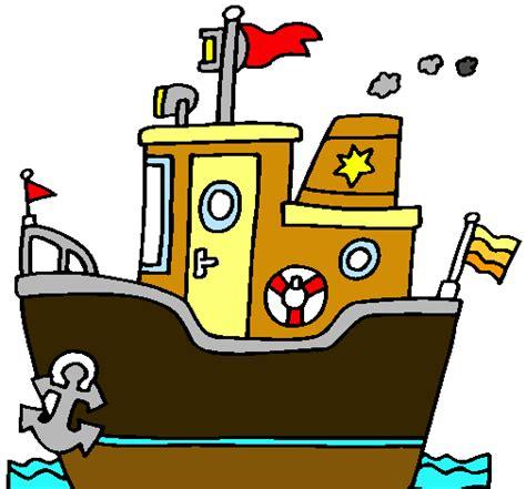 barco con ancla dibujo barco con ancla imagui