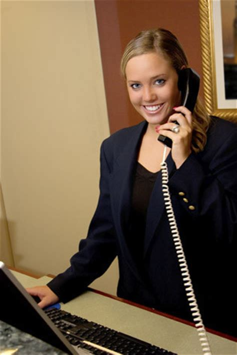 receptionist resume preparation tip
