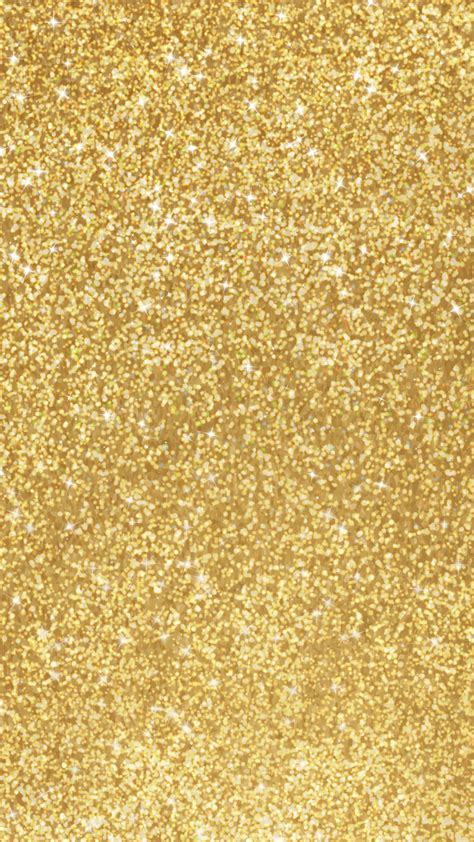 gold glitter 1080 x 1920 hd phone wallpaper